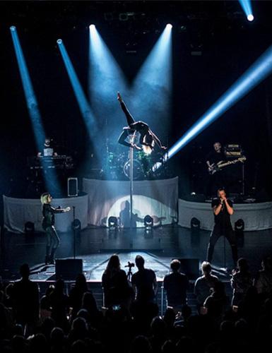 Festivals & Konzerte: Showact Anna Herkt