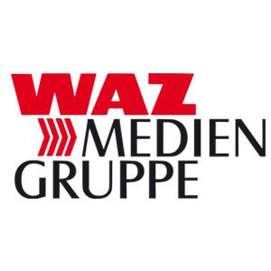 Logo WAZ - Mediengruppe