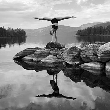 Testimonal Aussage über Anna Herkt: Akrobatin & Artistin